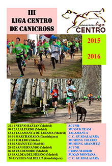 canicross 2015 madrid